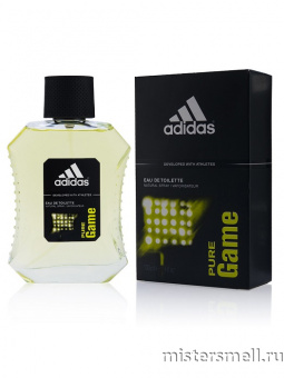 Купить Adidas - Pure Game, 100 ml оптом