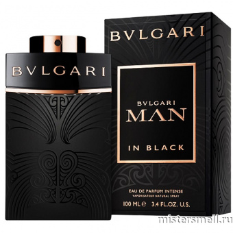 Купить Bvlgari - Man In Black, 100 ml оптом