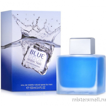 Купить Antonio Banderas - Blue Cool Seduction Man, 100 ml оптом