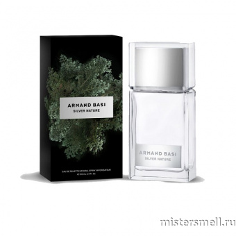 Купить Armand Basi - Silver Nature Man, 100 ml оптом