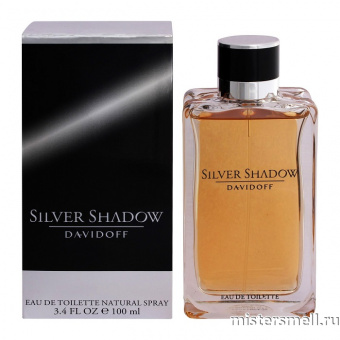 Купить Davidoff - Silver Shadow, 100 ml оптом