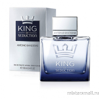 Купить Antonio Banderas - King of Seduction, 100 ml оптом