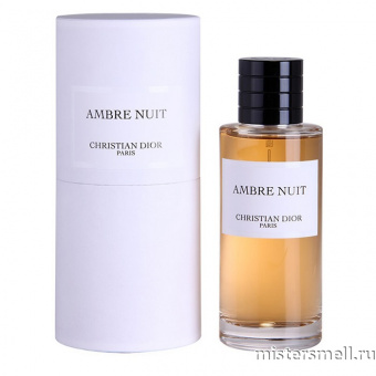 Купить Christian Dior - Ambre Nuit, 100 ml оптом