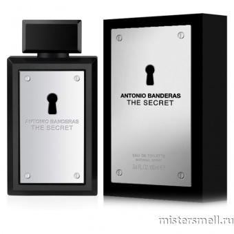 Купить Antonio Banderas - The Secret for Man, 100 ml оптом
