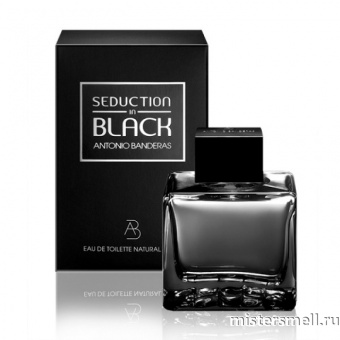 Купить Antonio Banderas - Seduction in black, 100 ml оптом