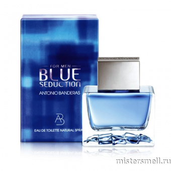 Купить Antonio Banderas - Blue Seduction Man, 100 ml оптом