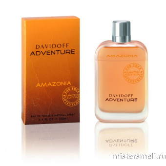Купить Davidoff - Adventure Amazonia, 100 ml оптом