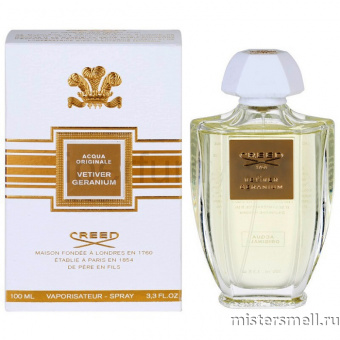 Купить Creed - Vetiver Geranium, 100 ml оптом