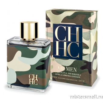 Купить Carolina Herrera - Africa Limited Edition for Men, 100 ml оптом