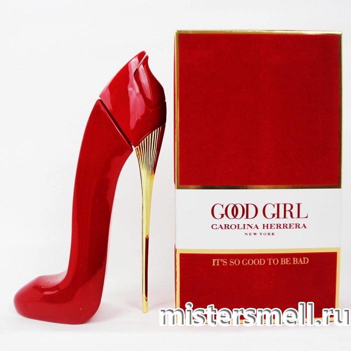 Купить Carolina Herrera - Good Girl Red, 80 ml духи оптом 84152d8377d